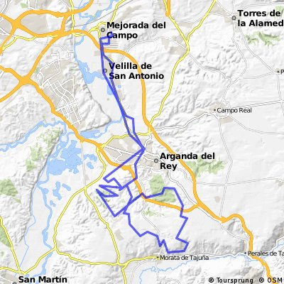 Harobike Barranco del Ajero
