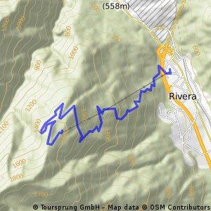 Mte Tamaro-Rivera