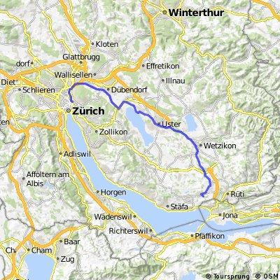 Uni - Uster - Wolfhausen (Fussball)