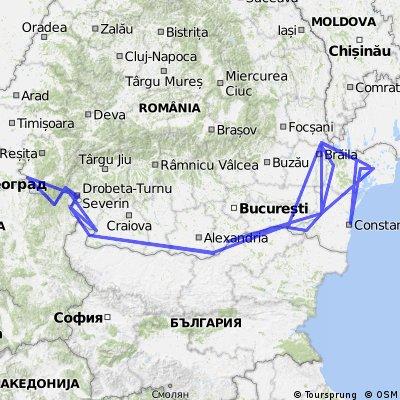 EV6 Romania