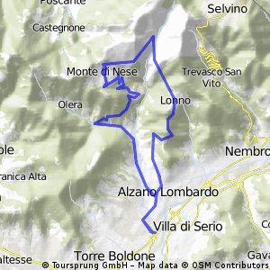 Monte di Nese
