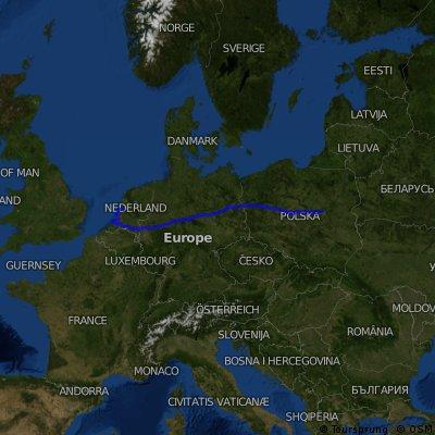 Tour de Holandia 2013