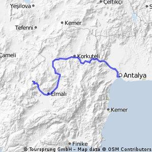 3. antalya - Elmali (Gogubeli)