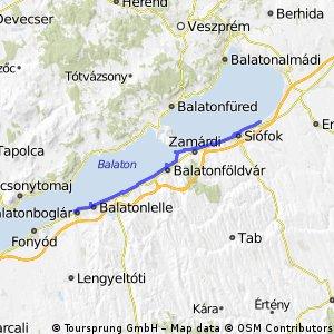 XC Balaton_DAY4 (05_2013) - Balatonboglar - Siofok