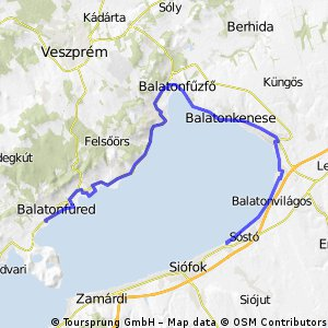 XC Balaton_DAY5 (05_2013) - Siofok - Tihany