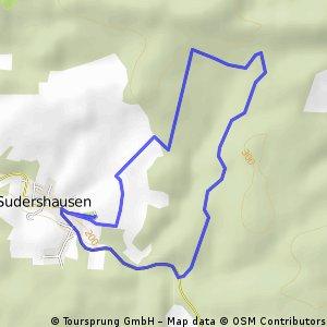 Leisenröder Kirche- Rundweg 9,1 km