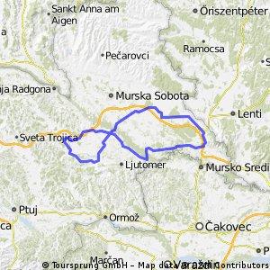 08.06.2013 Kolesarska Pot (Prlekija-Prekmurje)-(Slovenia)