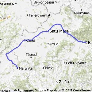 Turul Romaniei 2013 - etapa 3