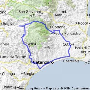Giro del Lago Ampollino 30 giugno 2013