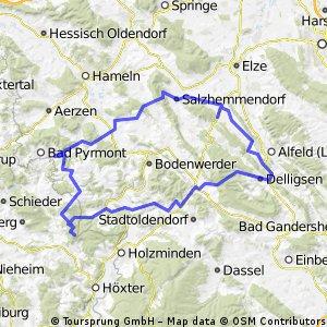 Gerzen - Köterberg