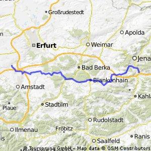 Neudietendorf - Jena