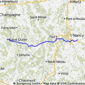 063 Saint Dizier - Saint Nicolas des Port (Nancy)