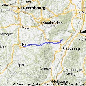 064 Saint nicolas de Port - Hagenau