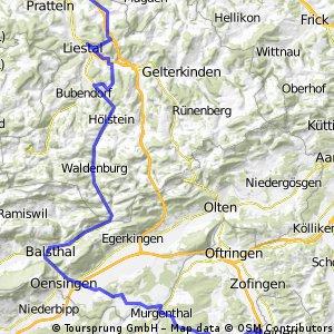 Dagmersellen-Rheinfelden