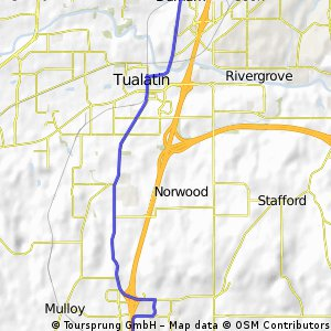 LaGo to Wilsonville, OR