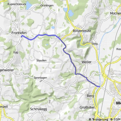Weingarten-Fronhofen