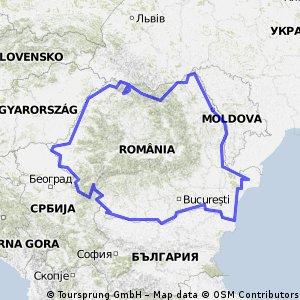 Turul Romaniei 2