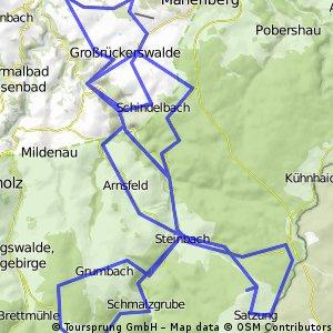HügelTourErzgebirge