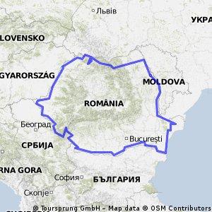 Turul Romaniei
