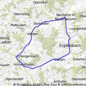 Kläham, Neufahrn, Hohenthann