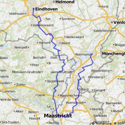 Wereldfiets Off-Road Tocht 2013 Limburg