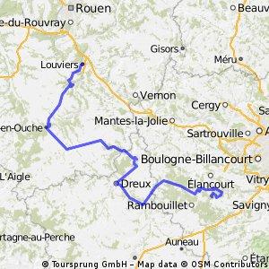 1701 Louviers - Cernay-la-Ville