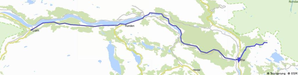 Den 7 - expedice Norsko