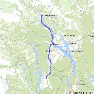 Den 10 - expedice Norsko