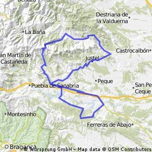 BOYA-CIONAL-CODESAL-SAGALLOS-MANZANAL-SANDIN-N.525-ASTURIANOS-PALACIOS-ANTA-CARBAJALES-ESPADAÑEDO-DONADO-MUELAS DE LOS CABALLEROS-JUSTEL-CASTROCONTRIGO-TORNEROS