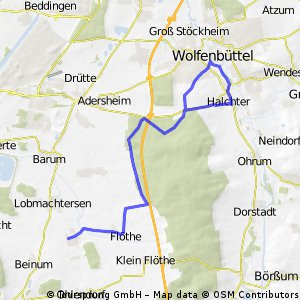 Rundfahrt Halchter-Wolfenbüttel