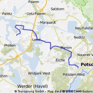 Klosterstube Töplitz / Potsdam