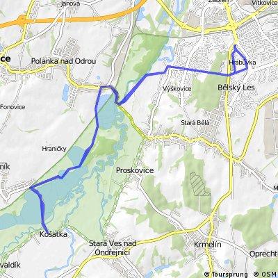 2013-06-16 Ostrava - Polanka - Košatka (Ostravar Nefiltr) a zpět