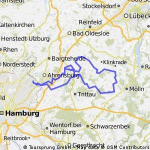 RTF - RG Hamburg Tour