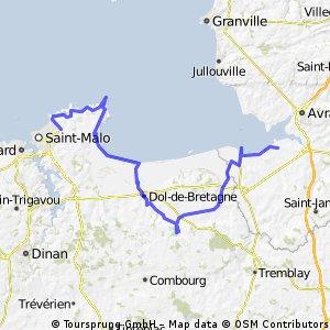 Courtils - Saint Malo 08.06.2013 / 1st Stage