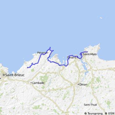 Saint Malo - Saint Alban 09.06.2013 / 2nd Stage