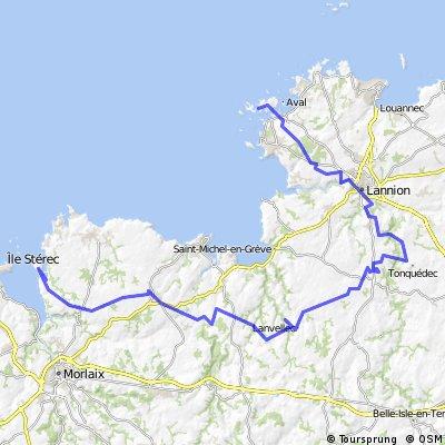 Ile Grande - Kergaradec 12.06.2013 / 5th Stage
