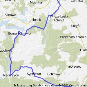 Jastrowie - BS - Szczecinek