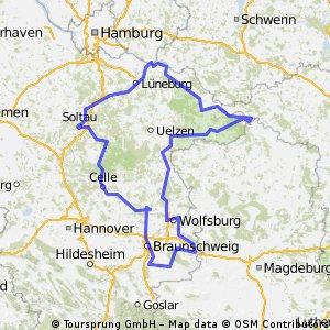 Niedersachsen Ost 1988