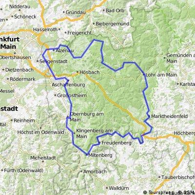 2006_Main - Spessart (Miltenberg - Kahlgrund - Heigenbrücken - Lohr)