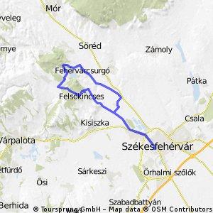 Szfvár-Fehervarcsurgo