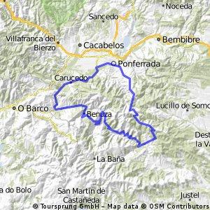 Ponferrada- Puente Domingo Florez- Corporales- Ponferrada