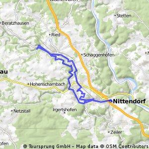 Laaber Kreuzweg Extended 2
