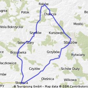 Stopnica-Raków-Staszów copy