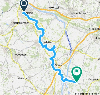 2013 - Ems - 2. Tag - Rheine - Vadrup