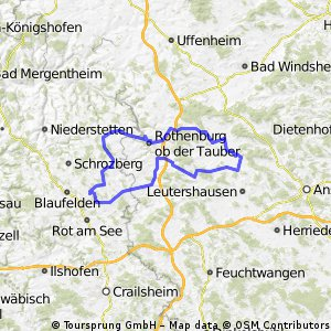 Colmberg - Rothenburg