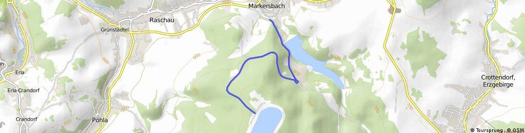 5.Bergzeitfahren Markersbach / 22.07.2017