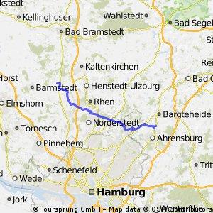 F  Langelnm - Delingsdorf 41km