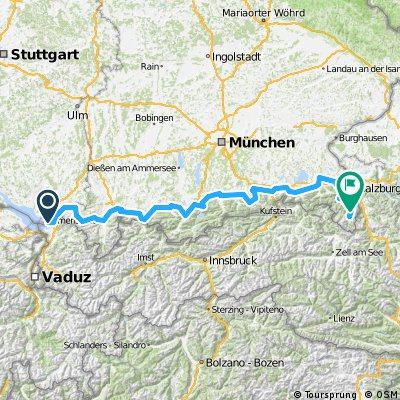 Map Of Zirndorf Germany.Cycling Routes And Bike Maps In And Around Bavaria Bikemap Your