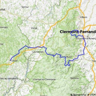 Tour de France Etape 4: Ussel - Clermont-Ferrand