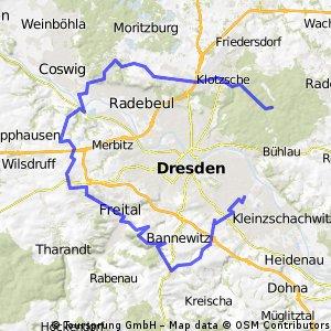 Runde um Dresden
